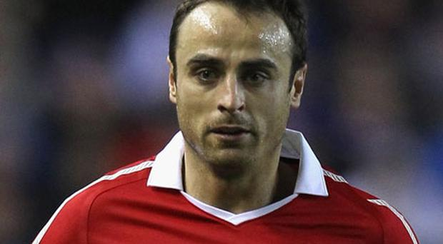 Dimitar Berbatov: new deal Photo: Getty Images
