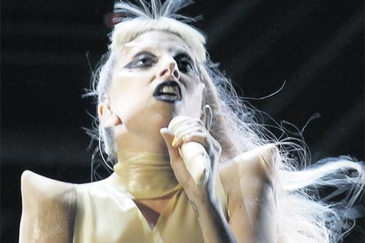 Lady Gaga put in another show-stopping performance at this year's Grammys
