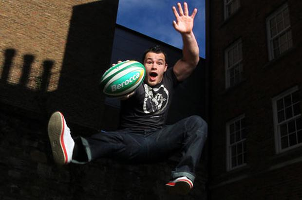Ireland and Leinster's Cian Healy has joined forces with Berocca to promote its Performance range. Healy will be keeping a Six Nations Diary at www.berocca.ie.