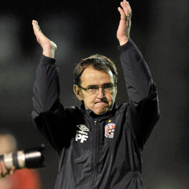 Fenlon: Looking for new players