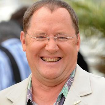 John Lasseter provides the voice for a pick-up truck in Cars 2