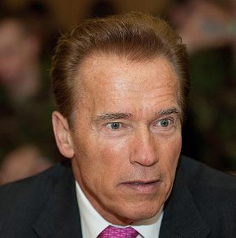 Arnold Schwarzenegger revealed he is ready to return to acting
