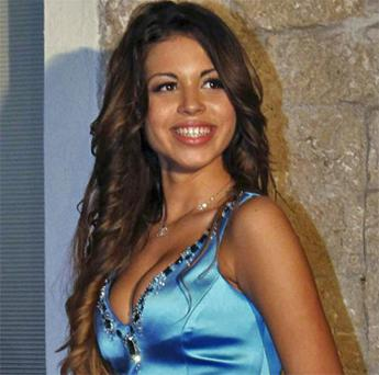 The allegations made against Silvio Berlusconi centre around a Moroccan girl, pictured, nicknamed Ruby. Photo: PA