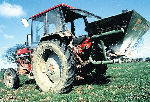 Farmers should target the early applications on fields with best potential