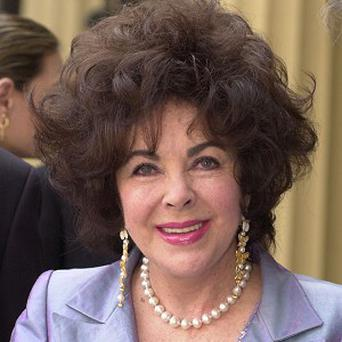 Elizabeth Taylor is being treated in hospital for congestive heart failure