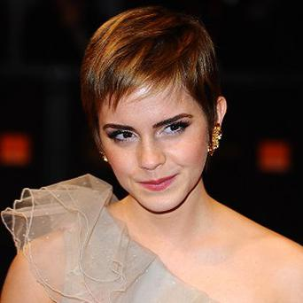 Emma Watson has said her Harry Potter co-stars are like family