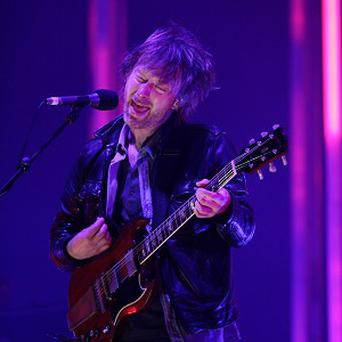 Thom Yorke is lead singer of Radiohead, who are releasing their eighth studio album