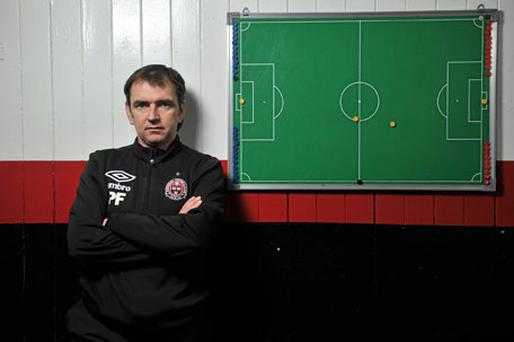 Bohemians manager Pat Fenlon will be busy on the training ground over the next few weeks bedding in his new signings.
