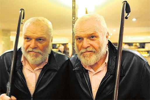 Brian Dennehy ahead of his performance in 'The Field' at the INEC in Killarney