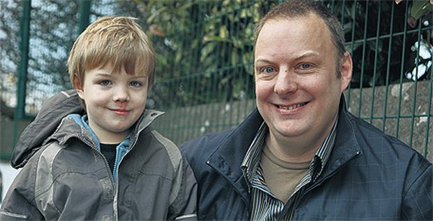 Martijn Leenheer removed his son Finn from a primary school when he discovered he was reciting prayers