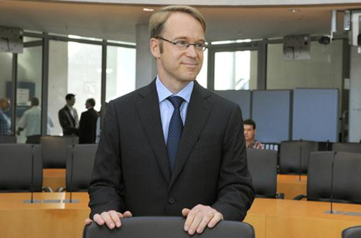 Jens Weidmann: opposed the bailout of Opel last year. Photo: Getty Images