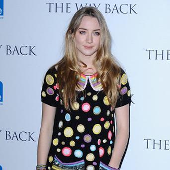 Saoirse Ronan has been tipped for a role in The Hobbit
