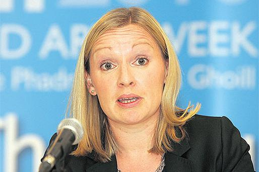 Lucinda Creighton is running in Dublin South-East and has said the unions should be worried about Fine Gael in government