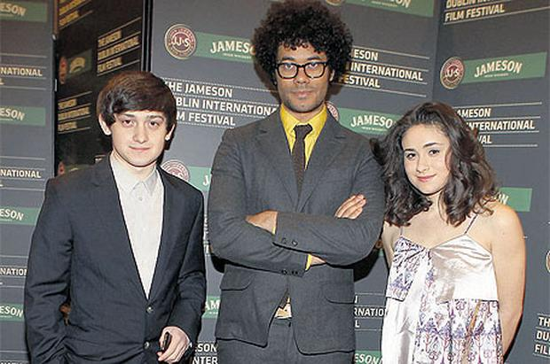 Meet Richard Ayoade S Family Wife Children Parents