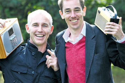Ray D'Arcy, Today FM, 219,000<br /> Ryan Tubridy, RTE Radio 2, 216,000