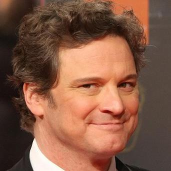 Colin Firth starred in Oscar-nominated film The King's Speech