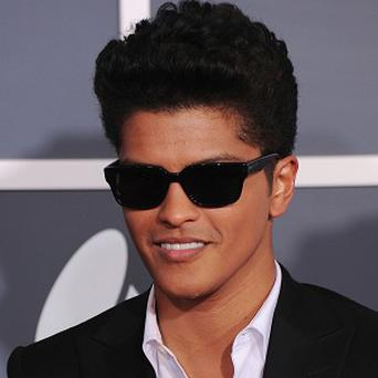 Bruno Mars was arrested in a casino toilet after a nightclub performance in Las Vegas