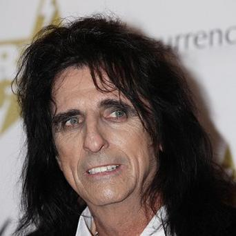Alice Cooper will perform at the gig