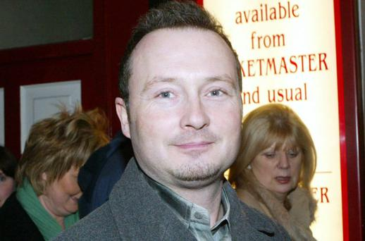 'I am better at writing songs than at business,' claimed Jim Corr. Photo: Collins