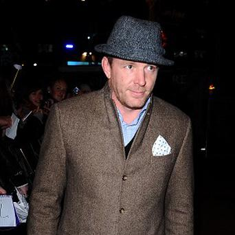 Guy Ritchie was rumoured to have been formally offered a directing role on Xerxes
