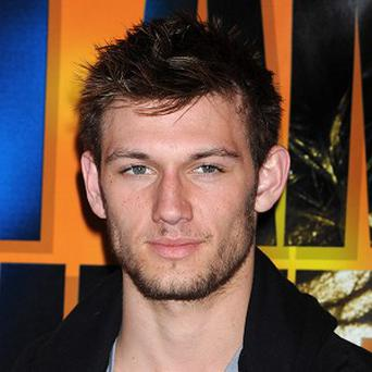 Alex Pettyfer plays John in I Am Number Four