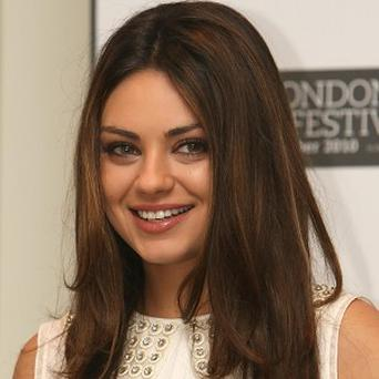 Mila Kunis could be working alongside James Franco