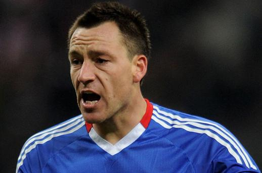 John Terry Photo: Getty Images