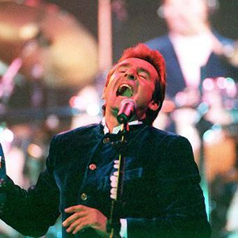 Davy Jones of the Monkees, who are reuniting for a new tour