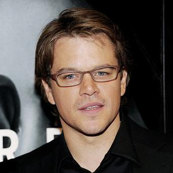 Matt Damon wanted to check whether his co-star was ok