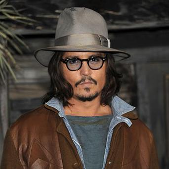 Johnny Depp is a big Babybird fan
