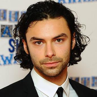 Aidan Turner hadn't even been born when the costume-drama first aired in 1975.