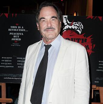 Oliver Stone has been named a Master of Cinema