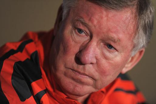 Alex Ferguson has confidence in his squad and has his sights set on another Champions League triumph. Photo: Getty Images