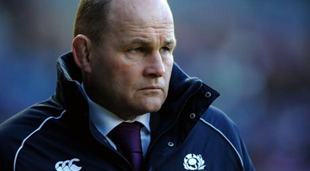 Head coach Andy Robinson. Photo: Getty Images