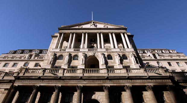 Minutes of a meeting reveal that the Bank of England is edging closer to lifting interest rates. Photo: Getty Images