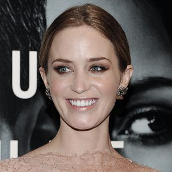 Emily Blunt made sure her running looked ok