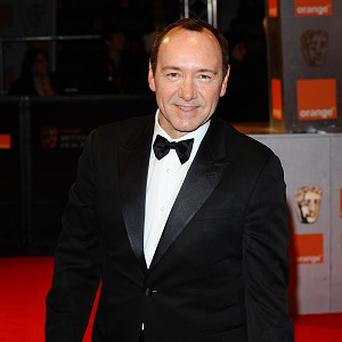 Kevin Spacey was amazed by the success of American Beauty