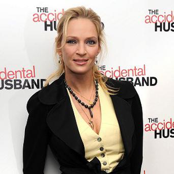 Uma Thurman is set to star in Playing The Field
