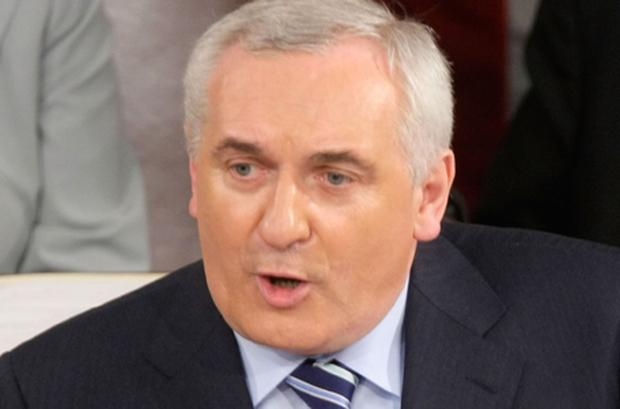A new report blames the 2002 Bertie Ahern Fianna Fail/Progressive Democrat government for causing most of the damage to the Irish economy. Photo: Getty Images