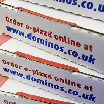 A Domino's delivery driver may have saved the life of one of her regular customers