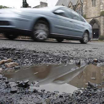 The condition of Scotland's roads has worsened since the last report in 2004, it has been revealed