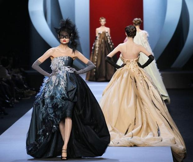 John Galliano for Dior. Photo: Getty Images