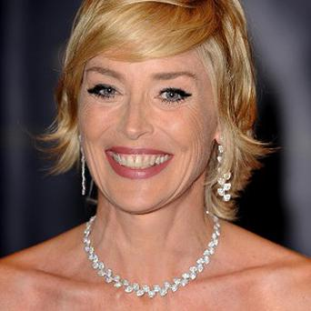 Sharon Stone has topped a poll for her role in Basic Instinct