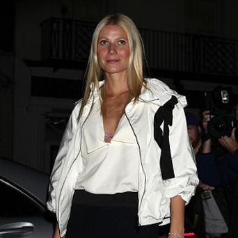 Gwyneth Paltrow's Glee cameo proved a hit with viewers