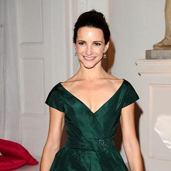 Kristin Davis has said she'd like to make a third Sex and the City film
