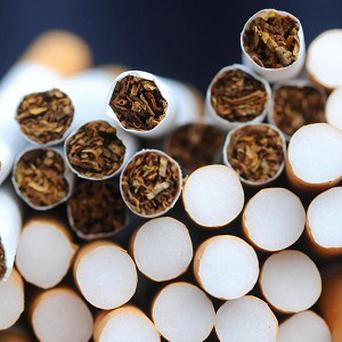 More than four million cigarettes seized from a suspected smuggler at a port have been burned to fuel the National Grid
