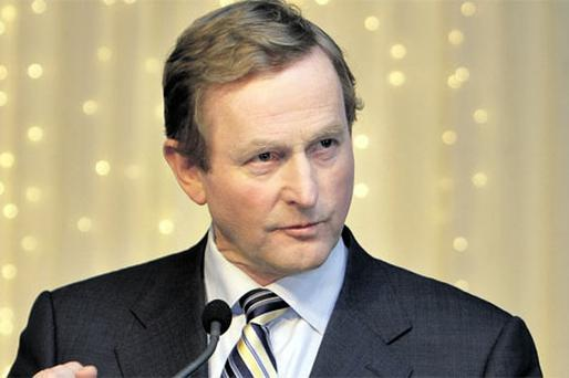 Enda Kenny must give us a definite figure on the level of national debt and the interest rate we are being charged
