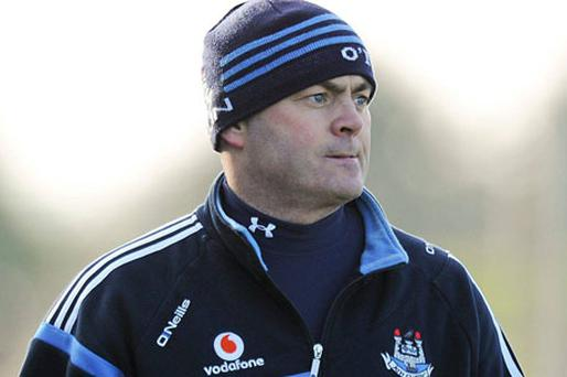 Dublin manager Anthony Daly. Photo: Matt Browne / Sportsfile
