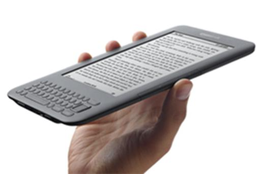 Gadgets like the Amazon Kindle are becoming more popular with all age groups