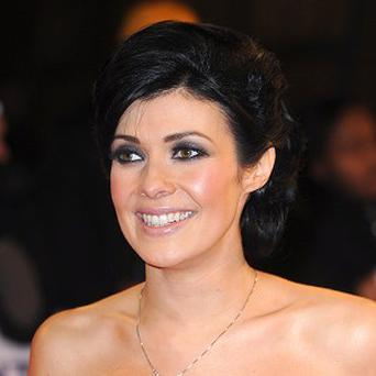 Kym Marsh (Michelle Connor) reckons she can stand up for herself